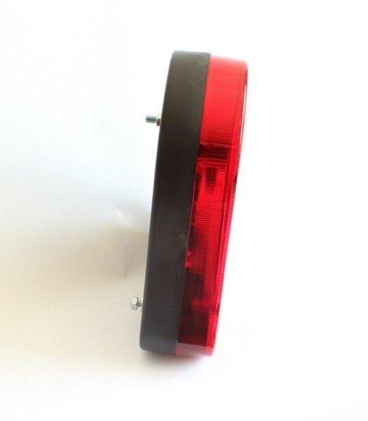 Multifunction rear left lamp for trailers - Fristom FT-77